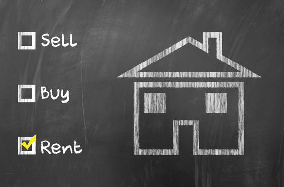 sell or rent property